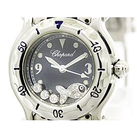 Chopard Happy Sport 27/8926 Stainless Steel Quartz 26mm Womens Watch