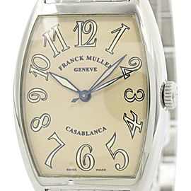 Franck Muller Casablanca 2852 Stainless Steel Automatic 31mm Mens Watch