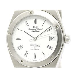 IWC Ingenieur IW3506 Stainless Steel Automatic 34mm Mens Watch