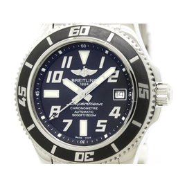 Breitling Super Ocean A17364 Stainless Steel Automatic 42mm Mens Watch