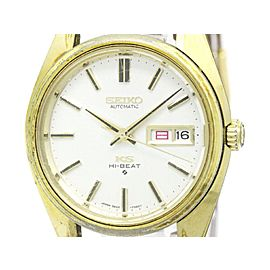 Seiko King Seiko 5626-7000 Gold Plated Vintage 36mm Mens Watch