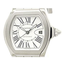 Cartier Roadster W6206017 Stainless Steel Automatic 41mm Mens Watch