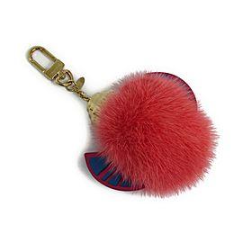 Louis Vuitton Gold Tone hardware Leather Handbag Bag Charm