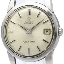 Omega Seamaster 166.009 Stainless Steel Automatic 34mm Mens Watch