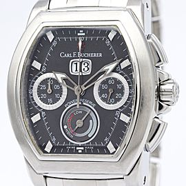 Carl F. Bucherer Patravi Automatic Stainless Steel Men's Sports Watch 10615.08