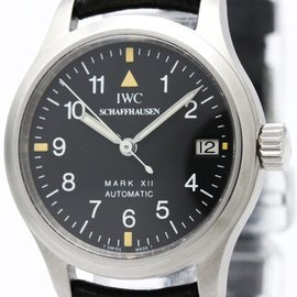 IWC Mark XII Automatic Stainless Steel Womens Dress Watch IW442101