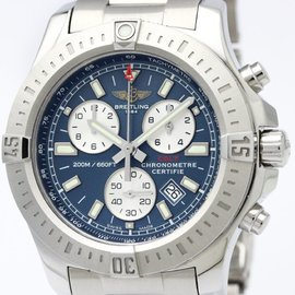 Breitling Colt Quartz Stainless Steel Men's Sports Watch A73388
