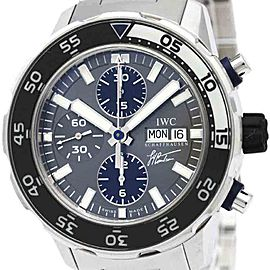 IWC Aquatimer Automatic Stainless Steel Men's Sports Watch IW376706