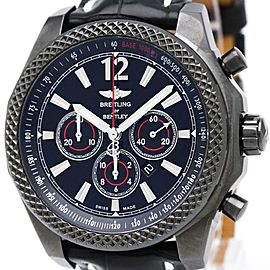 Breitling Bentley M41390 Stainless Steel Automatic 42mm Mens Sports Watch