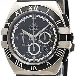 Omega Constellation 121.92.35.50.01.001 Automatic Titanium Men's Sports Watch