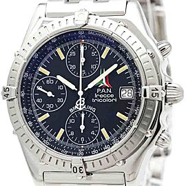 Breitling Chronomat A13050.1 Stainless Steel Automatic 40mm Mens Sports Watch