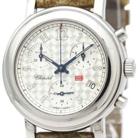 Chopard Mille Miglia 8900 Stainless Steel Quartz 33mm Womens Dress Watch