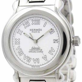 Hermes Kepler KP1.710 Stainless Steel Automatic 37mm Mens Dress Watch
