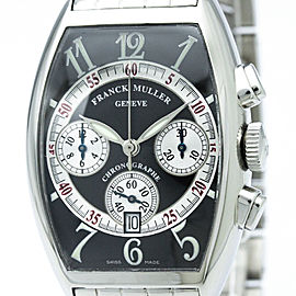 Franck Muller Cintree Curvex 5850CC AT Stainless Steel Automatic 32mm Mens Watch