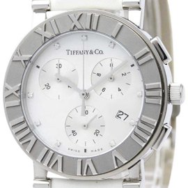 Tiffany & Co. Atlas Z0007.32.10A91B41A Stainless Steel Quartz 35mm Womens Watch