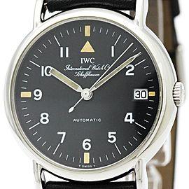 IWC Portofino 3513-022 Stainless Steel Automatic 34mm Mens Watch