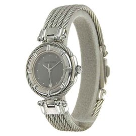Philippe Charriol 10.92.162 Stainless Steel Quartz 27mm Womens Watch
