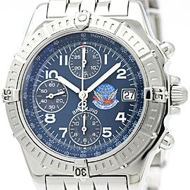 Breitling Chronomat A13353 Automatic Stainless Steel 40mm Mens Sports Watch