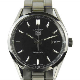 Tag Heuer Carrera WV211B-3 Stainless Steel Automatic 37mm Mens Watch