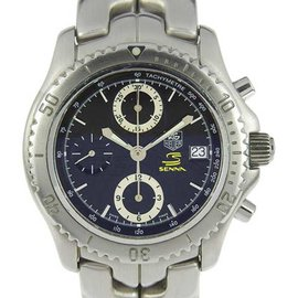 Tag Heuer Link CT5114 Stainless Steel Automatic 41mm Mens Watch