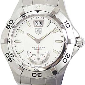 Tag Heuer Aquaracer WAF1011.BA0822 Stainless Steel Quartz 42mm Mens Watch