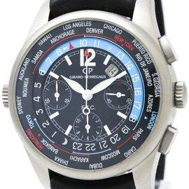 Girard-Perregaux WW.TC 49805 Titanium Automatic 43mm Mens Watch
