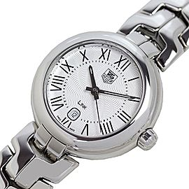 Tag Heuer Link WAT1416 Stainless Steel Quartz Womens 29mm Watch