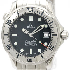 Omega Seamaster 2562.80 Stainless Steel 36mm Unisex Watch