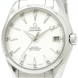 Omega Seamaster 231.10.39.21.02.001 Stainless Steel Automatic 39mm Mens Watch