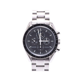 Omega Speedmaster 3576.50 Stainless Steel Black Dial Manual 41mm Mens Watch