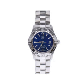 Tag Heuer Aquaracer WAF 141 Stainless Steel 28mm Womens Watch