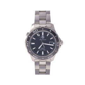 Tag Heuer Aquaracer WAK 2110 Stainless Steel 40mm Mens Watch