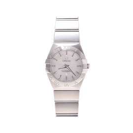 Omega Constellation 123.10.24.60.05.001 Stainless Steel 23mm Womens Watch