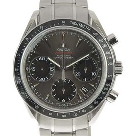 Omega Speedmaster 323.30.40.40.06.001 Stainless Steel with Bronze Dial Automatic 38mm Mens Watch