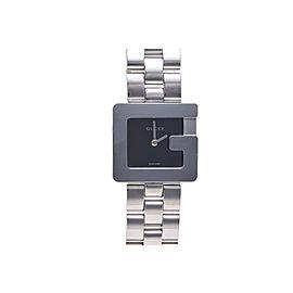 Gucci G-Face 3660J Stainless Steel Quartz 25mm Womens Watch