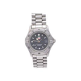Tag Heuer 2000 962.013R Stainless Steel Quartz 35mm Mens Watch
