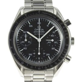 Omega Speedmaster 3510.50 Stainless Steel Automatic 38mm Mens Watch