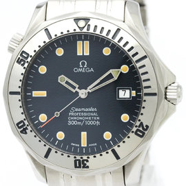 Omega Seamaster 2532.80 Stainless Steel Automatic 41mm Womens Watch