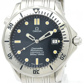 Omega Seamaster 2532.80 Stainless Steel Automatic 41mm Mens Watch
