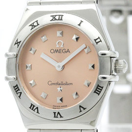 Omega Constellation 1571.61 Stainless Steel Quartz 25mm Womens Watch