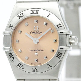 Omega Constellation 1561.61 Stainless Steel Quartz 22mm Womens Watch