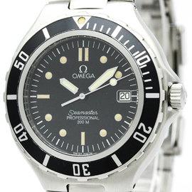 Omega Seamaster 396.1052 Stainless Steel Quartz 36mm Womens Watch