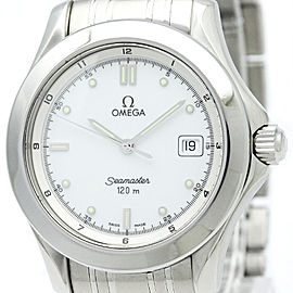 Omega Seamaster 2511.20 Stainless Steel Quartz 36mm Womens Watch