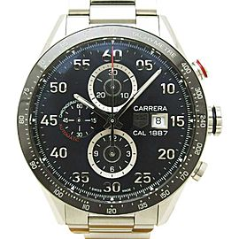 Tag Heuer Carrera CAR2A10.BA0799 Stainless Steel 43mm Mens Watch