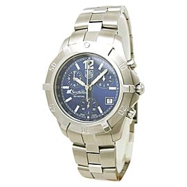 Tag Heuer CN111D Stainless Steel 38mm Mens Watch