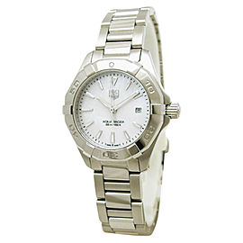 Tag Heuer Aquaracer 02.0501.400 Stainless Steel 38mm Womens Watch