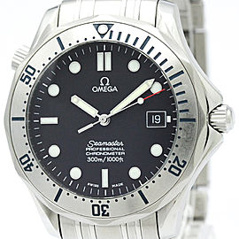 Omega Seamaster 2251.50 Stainless Steel Black Dial Automatic 41mm Mens Watch