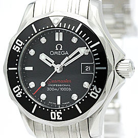 Omega Seamaster 212.30.28.61.51.001 Stainless Steel Quartz 28mm Womens Watch