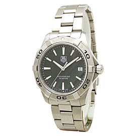 Tag Heuer Aquaracer WAP1110 Stainless Steel 40mm Mens Watch