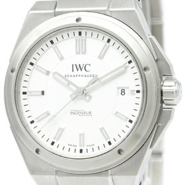 IWC Ingenieur IW323904 Stainless Steel Silver Dial Automatic 40mm Mens Watch